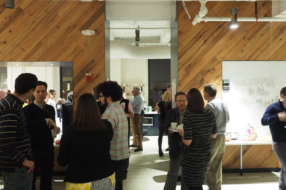 LEARNLAUNCH Expands New Co-Working Space to Boston's Innovation District