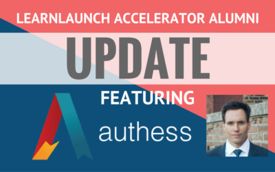 LearnLaunch Accelerator Alumni Update: Authess