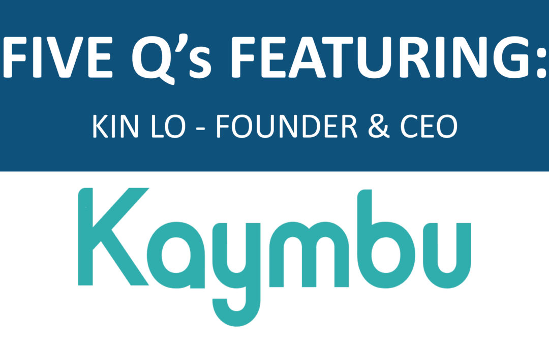 Breakthrough Cohort Feature: Kaymbu