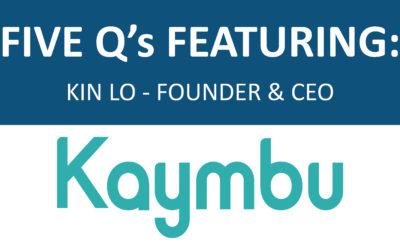 Breakthrough Cohort Feature: Kaymbu
