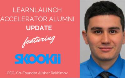 LearnLaunch Accelerator Alumni Update: Skookii