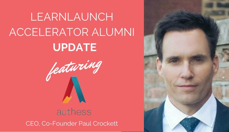 LearnLaunch Accelerator Alumni Update: Authess