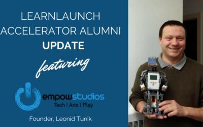 Empow Studios: Revenues, Funding and Full Programs