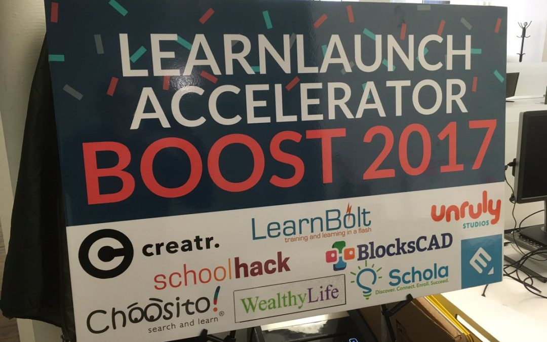 Nine New Startups Join LearnLaunch Accelerator