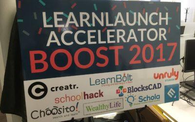 Nine New Startups Join LearnLaunch Accelerator