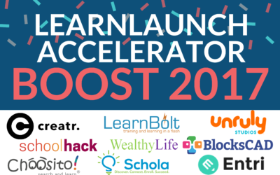 Meet the Founders of our 2017 Boost Accelerator Program