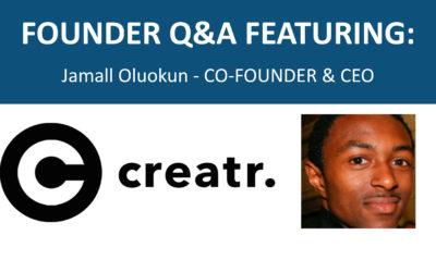 Meet Creatr. Shared Knowledge Platform.
