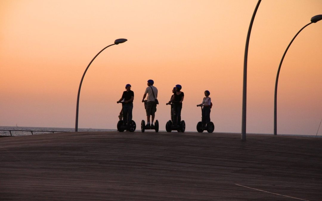 Why Conducting Segway Tours Was an Excellent Career Move