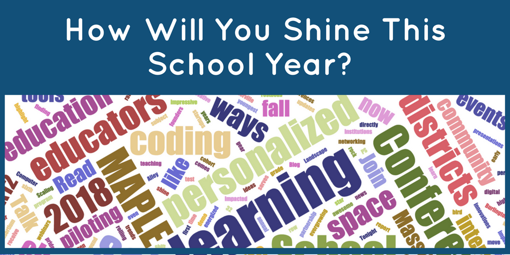 How Will You Shine This School Year?