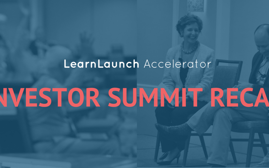 LearnLaunch Investor Summit