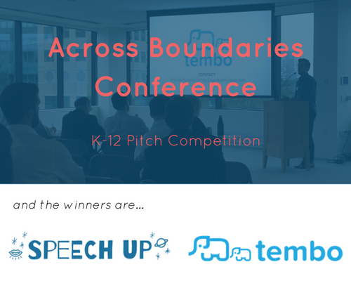 Across Boundaries Conference Pitch Competition
