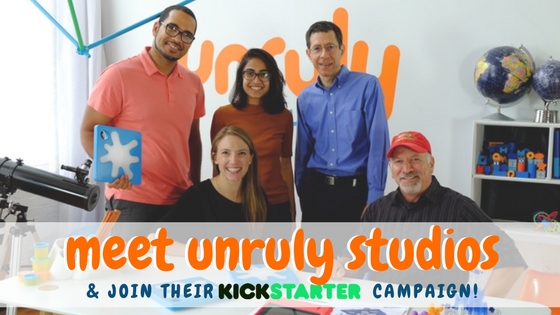 Meet Unruly Studios & Join Their Kickstarter Campaign!
