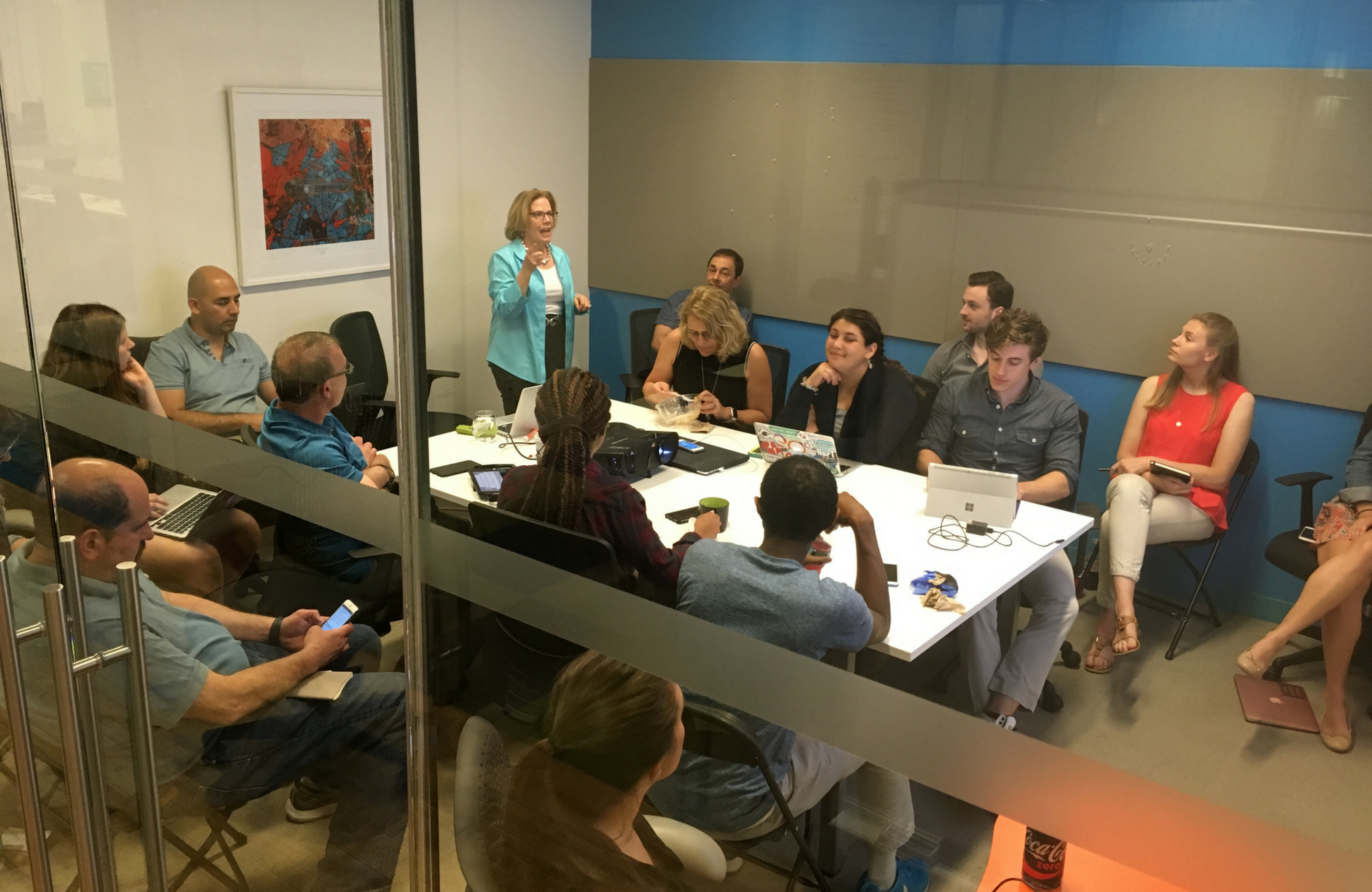 Lunch & Learn with Karen Miller, Founder of Do Ink