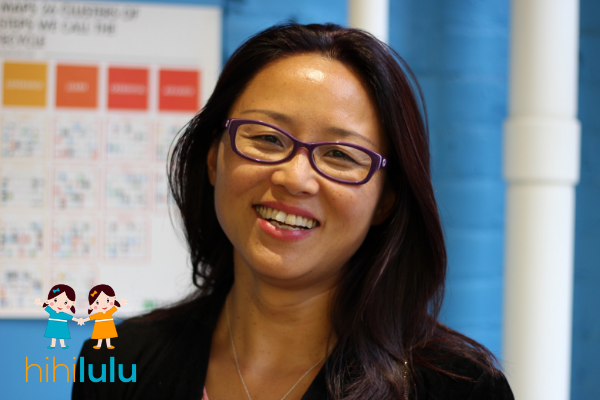 hihilulu: A streaming platform for Chinese learning in early childhood
