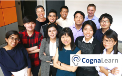 Meet CognaLearn: Physical and online team-based learning classrooms